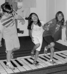 floorkeyboard