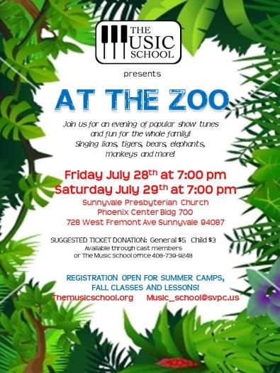 Zoo flyer