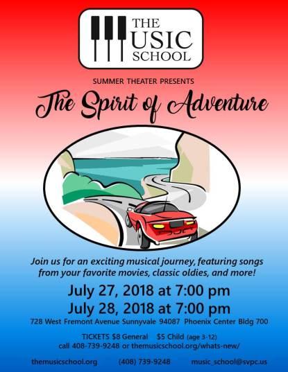 Spirit of Adventure flyer