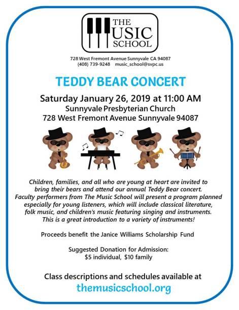 TB concert flyer 2019